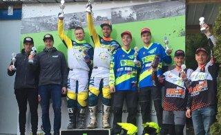 Külgkorvitiim Varik-Daiders tuli Saksamaa meistrivõistlustel teiseks