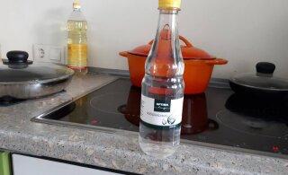 Mürgistusennetuse nädal: mida teha, kui oled kogemata äädikat joonud?
