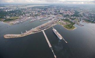 Необычная активность в Таллиннском порту. Перед введением новых ограничений многие хотят успеть вернуться в Финляндию