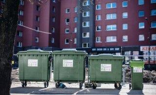 ГРАФИК | Исследование: жители Эстонии недовольны уровнем обслуживания предприятий инфраструктуры и компаний по вывозу мусора