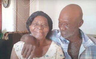 """После 10 лет ухаживаний 91-летняя женщина все же вышла замуж за 73-летнего """"юнца"""""""