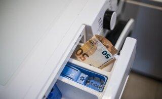 В Латвии за отмывание денег задержано семь человек, наложен арест на 130 автомобилей