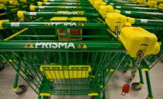 Prisma построит десять новых магазинов в Таллинне и его окрестностях