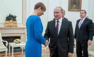 """Keit Pentus-Rosimannus: kas oodatud """"läbimurdeks"""" tuleks Eestil end täielikult Venemaa rüppe heita või piisaks ka soometumisest?"""
