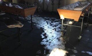ГЛАВНОЕ ЗА ДЕНЬ | Пожар в похоронном бюро, смерть от э-сигареты, критика в сторону президента