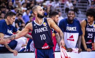 Prantslaste täht triumfist USA üle: kui järgmise mängu kaotame, naaseme Pariisi ikka luuseritena