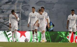 OTSEBLOGI | Meistrite Liiga: kas Madridi Real suudab avavooru häbi maha pesta?