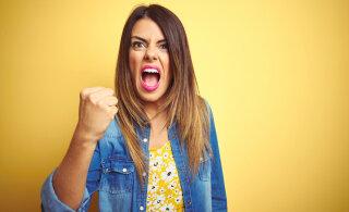 <strong>Psühhoterapeut: meie kultuuris on tavaline viha eitamine ja mahasurumine, kuidas vihastada õigesti?</strong>