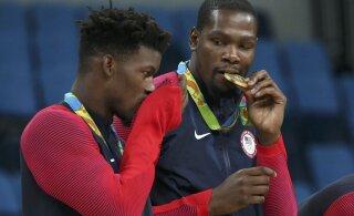 Tippkoondised said NBA-lt suurepärase uudise: Tokyo olümpia korvpalliturniir tõotab tulla vägev