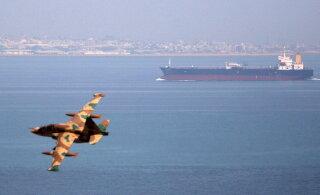 На иранском танкере около побережья Саудовской Аравии произошел взрыв