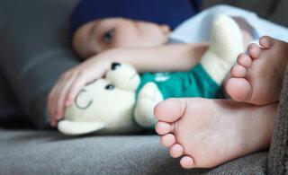 Esmakordne sündmus Eestis: möödunud nädalal tehti kogu keha kiiritusravi ägedat leukeemiat põdeval lapsel
