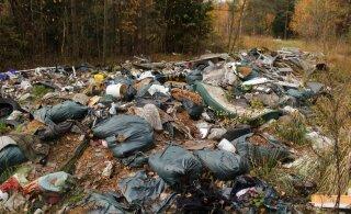 Milline pahandus! Keskkonnaamet koristas tänavu üle 250 tonni jäätmeid, mis loodusesse laokile oli jäetud