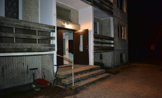 ФОТО | В Выхма женщина напала с ножом на двух детей. Пострадавшие получили серьезные травмы