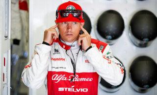 Kimi Räikkönen avaldas, miks ta ei soovinud sõidu eel põlvitada