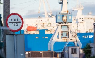Ekspert: logistikasektori tulevik sõltub maailmamajanduse tervisest