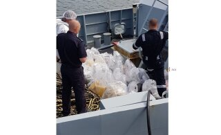 Британский суд признал эстонца виновным в контрабанде кокаина на 130 млн евро