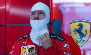 Endine vormeliäss Ralf Schumacher kritiseeris Vettelit: ta peaks Ferrari ees vabandama