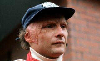 Niki Lauda – mees, kes andis autospordi ohtlikkusele näo