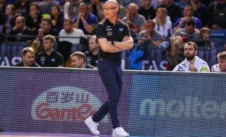 Korvpallikoondise peatreener Jukka Toijala: ma ei tulnud siia, et eestlasi korvpalli mängima õpetada