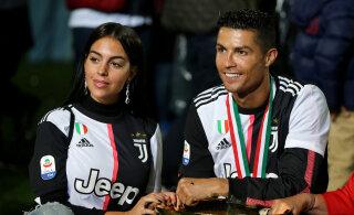 Milline luksus! Cristiano Ronaldo veedab kuuma kaaslasega puhkust privaatjahil