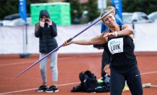 Eesti kergejõustiklaste teekond uudsel DNA võistlusel lõppes veerandfinaalis