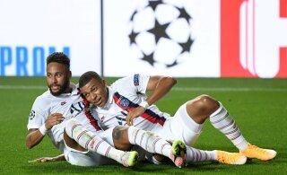 KOGU TÕDE MÄNGUST | Eksklusiivsed peod ei sega: PSG jõudis rahaajastul esmakordselt poolfinaali