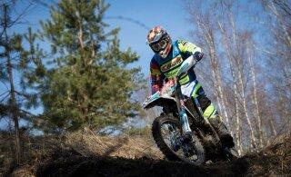 Enduro Tallinn GP võitis Priit Biene