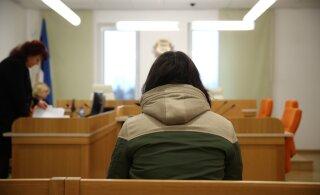 ФОТО | Дело об аварии, в которой погибла журналистка Сигне Лахтейн: виновный получил два года условно
