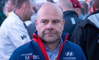 Hyundai tiimipealik on Craig Breenis pettunud, aga koostöö võib jätkuda