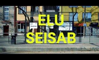VIDEO | Elu seisab. Vaata, kui tühjalt sõidavad Tallinna trammid ja bussid