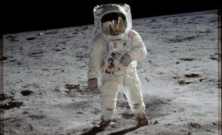 Kosmonautikapäev 2019 Teletornis: Kuu päev
