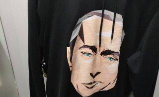 """""""Тот, кто носит Adidas…"""" Колумнист RusDelfi — о футболках с изображением Путина"""