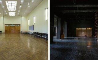 ФОТО | Культурный центр Сальме до и после ремонта