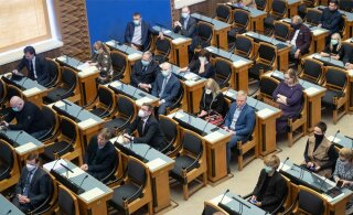 Võõrtööjõu tüli võib saada riigikogus peene lahenduse