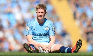 Manchester City täht peab üliolulise derbimängu vahele jätma