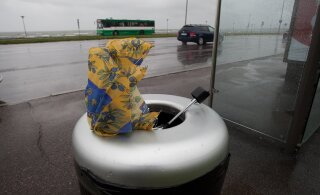 Ilmateenistus: meie ja Läänemere ümbruse ilm kisub väga tuuliseks ning sajuseks