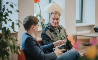 FOTOD | Mart Sander esitles HÕFFil oma uusi kõhedaid lugusid