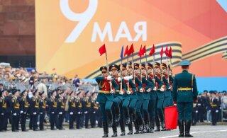 МИД РФ: страны Балтии не ответили на приглашение на парад Победы в Москву