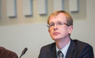 Tallinna volikogu esimeheks sai Tiit Terik