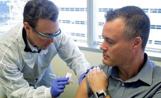 """Доброволец об испытании вакцины против коронавируса: """"я понял, что это мой долг — взять на себя риск, чтобы помочь другим"""""""