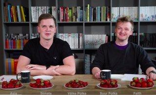 ВИДЕО | Тестируем эстонскую клубнику: чем отличаются разные сорта и какой самый сладкий?