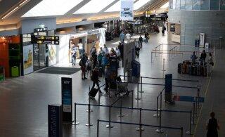 Мужчина попытался незаконно въехать в Эстонию, после чего совершил в Таллиннском аэропорту кражу