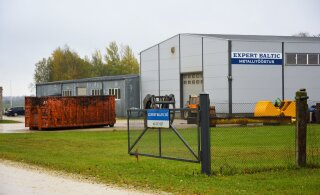 ФОТО | Смерть на производстве: на работника упала металлическая конструкция