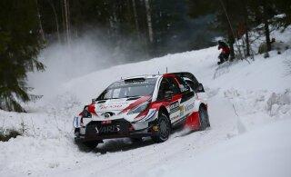 Teine lumeralli WRC-sarjas muutub aina reaalsemaks