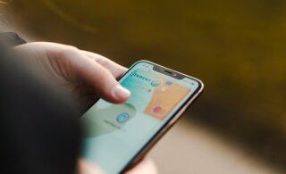 Eksperdid: inimesed eelistavad üha enam kontaktivabu makselahendusi