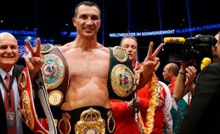 Владимиру Кличко вернули три пояса, которые он проиграл Тайсону Фьюри