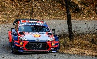 VIDEO | Viimane WRC-ralli ootab! Ott Tänak annab juba asfaldil kuuma