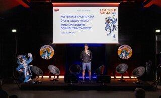"""Dopingupatune Karel Tammjärv koolitas Eesti noorsportlasi: """"Kui tehakse valesid asju õigete asjade arvelt – minu õppetunnid dopingutarvitamisest"""""""