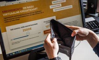 Eesti pank: laenamine on muutunud kallimaks