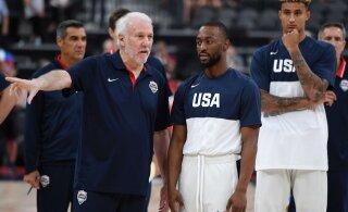 DELFI KORVPALLISTUUDIO   Kullamäe ja Enden usuvad, et USA võib korvpalli MMil medalita jääda